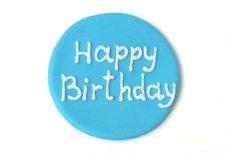 画像1: 【オプション】Happy Birthday or Thank youディスク (1)
