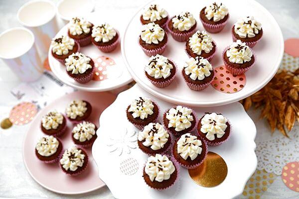 画像1: チョコバニラ(Mini Cupcakes) (1)