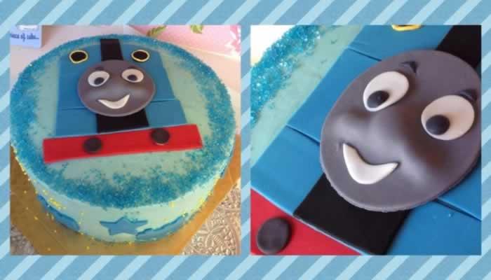 画像1: キャラクターバタークリームケーキ (1)