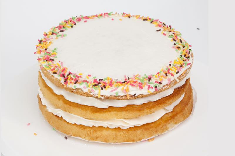 画像1: バニラレイヤーケーキ (1)