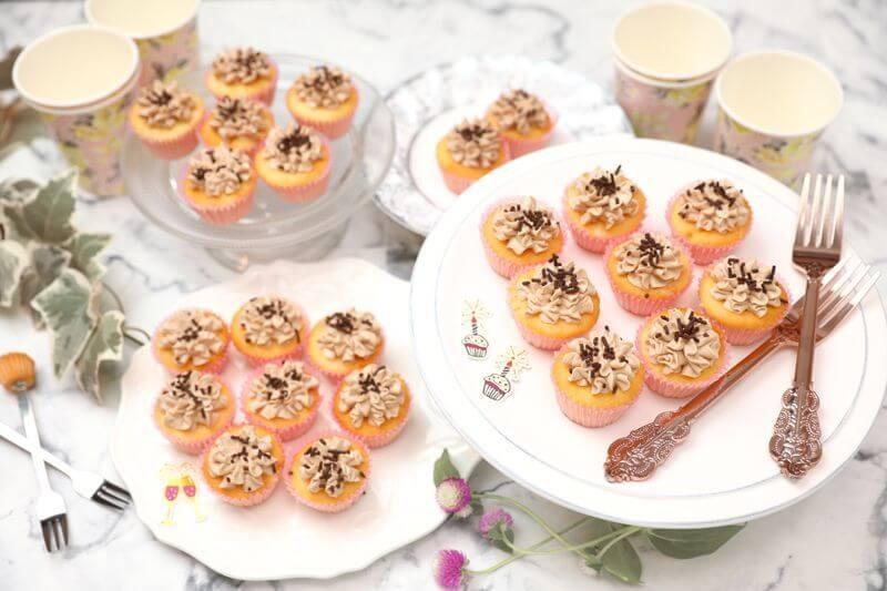画像1: バニラチョコ(Mini Cupcakes) (1)