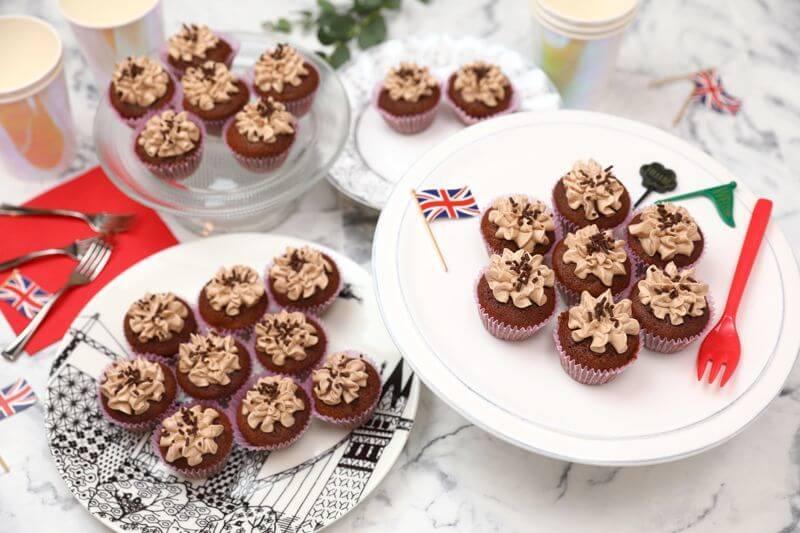 画像1: ダブルチョコ(Mini Cupcakes) (1)