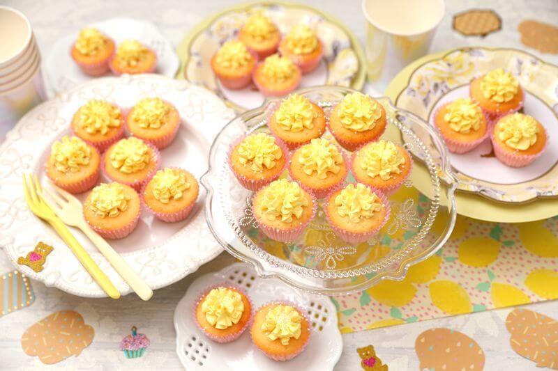 画像1: レモン(Mini Cupcakes) (1)